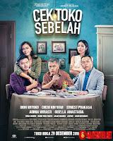 Cover Cek Toko Sebelah (2016)