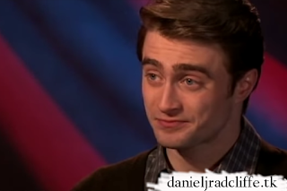 Daniel Radcliffe on Popcorn with Peter Travers and The Woman in Black clip