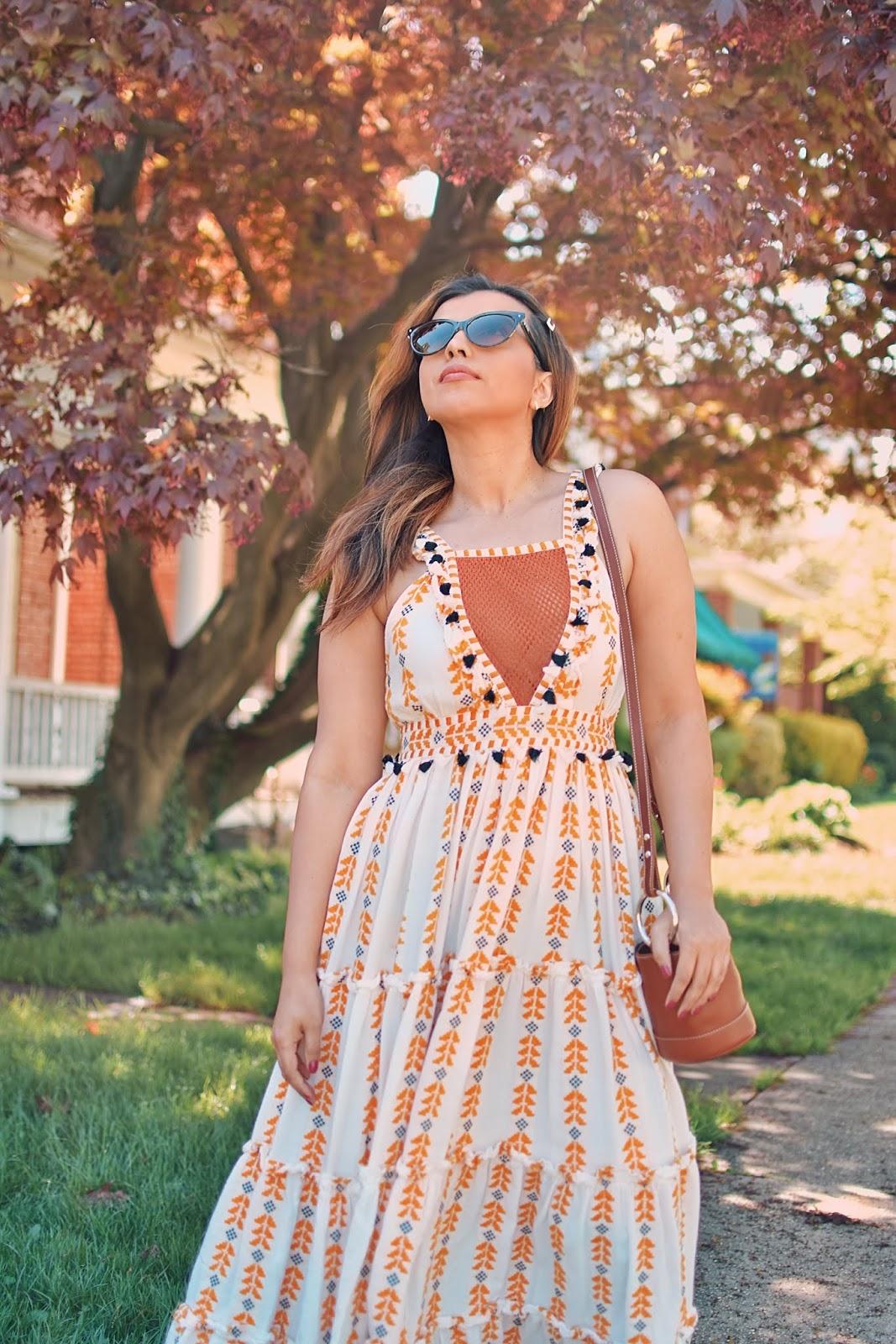 Llegamos al mes de mayo-rent the runway-mariestilo-primavera-dcblogger-dress-bolsos-designer bag-