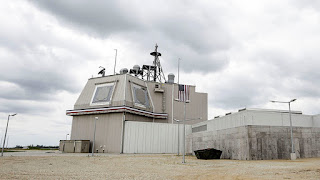 American Aegis missile-defense system
