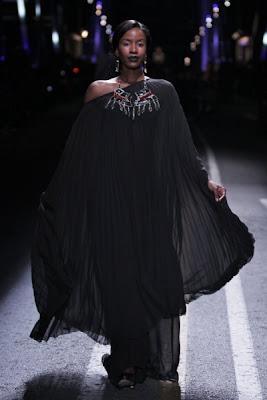 David Tlale at Joburg Fashion Week