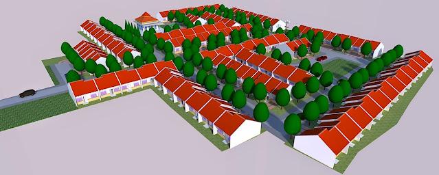 Contoh Real Estate