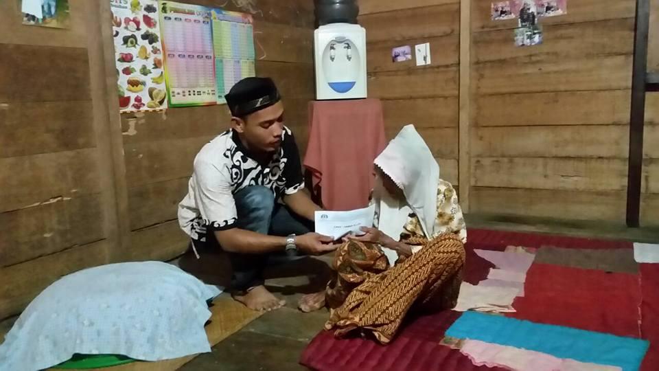 Lembaga Peduli Dhuafa Mulai salurkan Zakat Tahun 2018