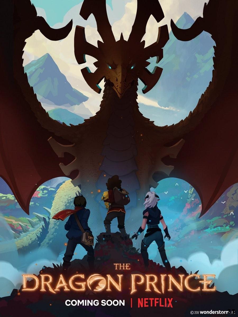 Le Prince des dragons – Saison 1 [Complete] [Streaming] [Telecharger]
