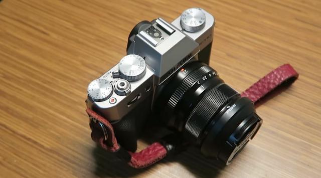 Kamera Terbaik Untuk Foto Instagram - Fujiflim X-T10