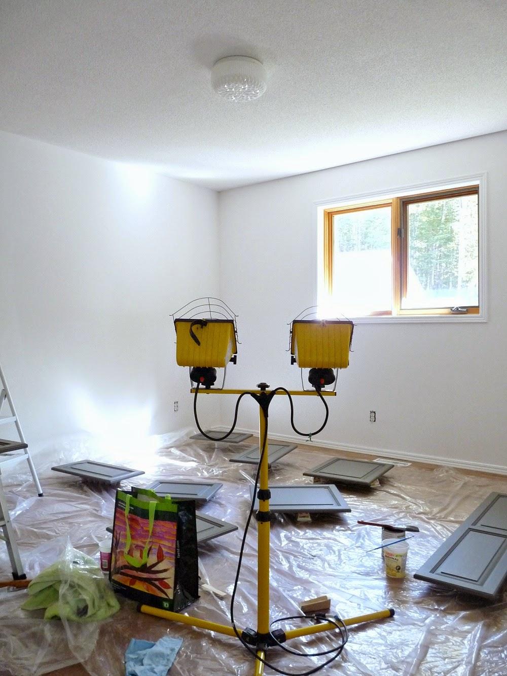 Refinishing Cabinetry