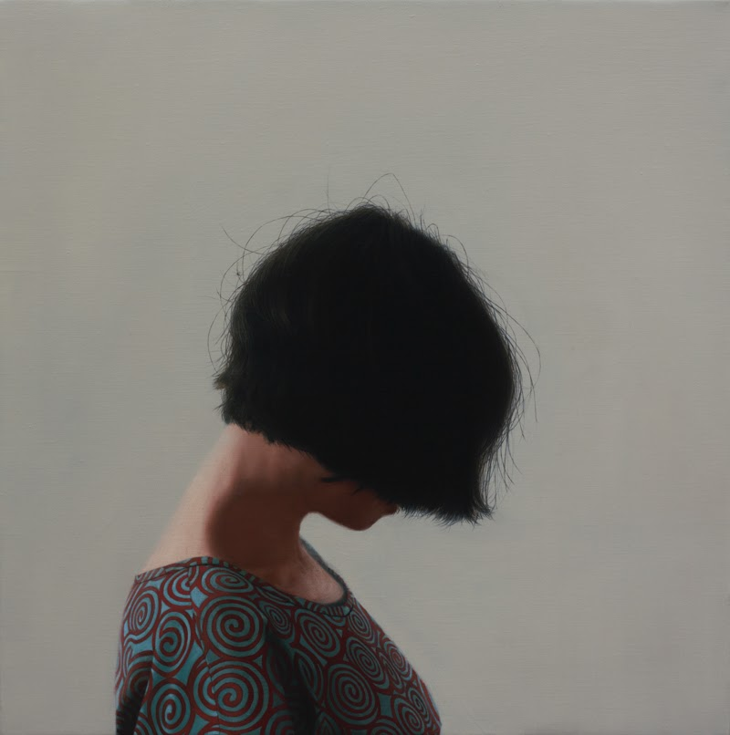 Not so Regular Portrait Pantings by Daniel Coves from Spain.