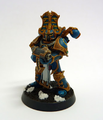 Thousand Sons Rubric Marine for Warhammer 40,000