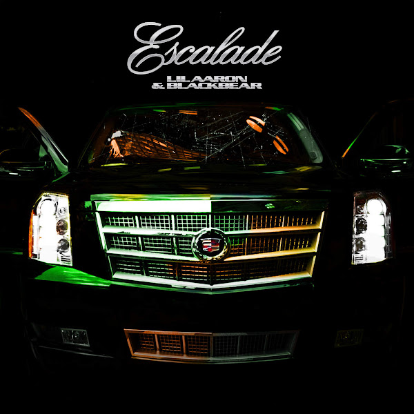 lil aaron & Blackbear - Escalade - Single Cover