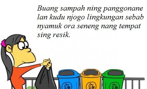 Contoh Iklan Pendidikan Dalam Bahasa Jawa Beserta Gambarnya