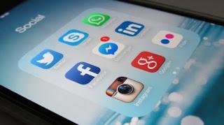 Cara Memasang Widget Link Media Sosial di Sidebar Blogger
