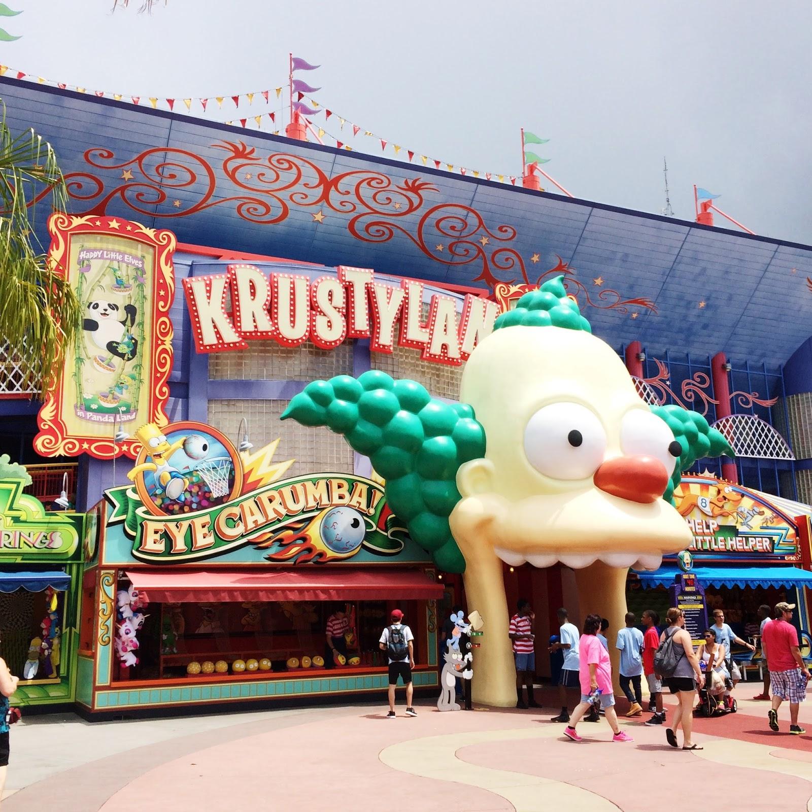 KrustyLand, Orlando