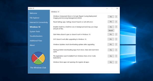 حل  جميع مشاكل ويندوز 10 مع هذه الأداة