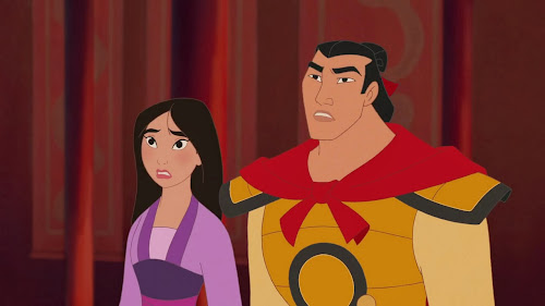 Screen Shot Of Hollywood Movie Mulan 2 (2004) In Hindi English Full Movie Free Download And Watch Online at worldfree4u.com