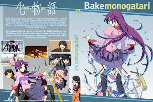 Bakemonogatari Torrent - BluRay Rip