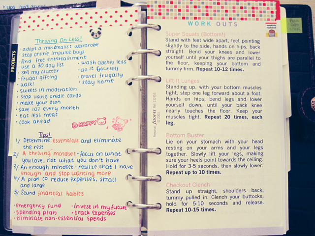 Paper Lovestory { a lifestyle blog from a university student