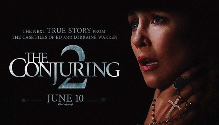 Sinopsis Film The Conjuring 2 (2016) - Mbah Sinopsis