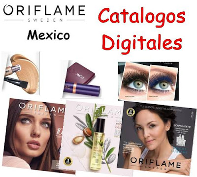 Oriflame Catalogos de Mexico