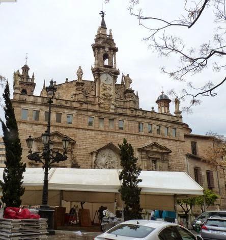 Iglesia de los Santos Juanes.