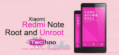 Cara Root Xiaomi Redmi Note