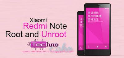 cara ngeroot hp android xiaomi redmi note Cara Root HP Android Xiaomi Redmi Note 3G & 4G Tanpa PC