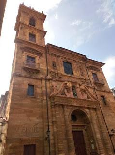 Oviedo, Iglesia de San Isidoro.