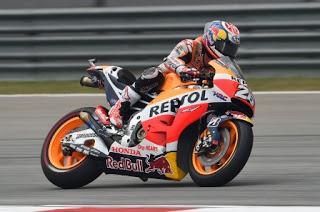 Pedrosa Pemenang ke-8 MotoGP 2016
