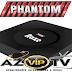 Phantom Raze IPTV Versão Beta5_Signed Nova Firmware - 20/05/2019