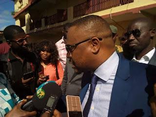 Guinée: Conakry, le nouveau Directeur Général de L'OGP installé dans ses fonctions1