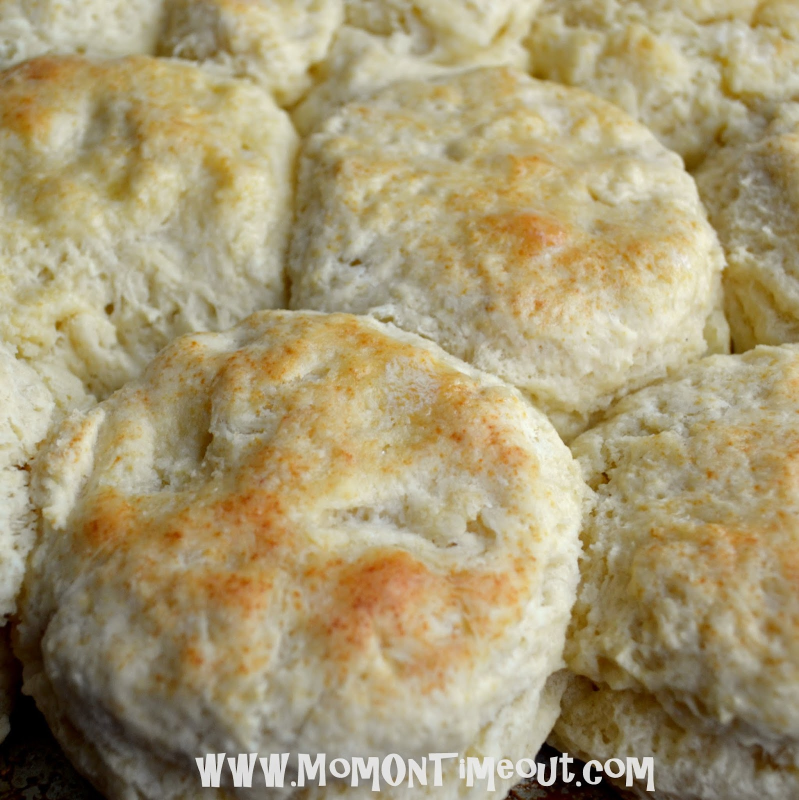 Perfect Homemade Biscuits Every Time! | Mom On Timeout