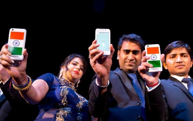 Smartphone indiano de R$ 15 começa a ser vendido essa semana