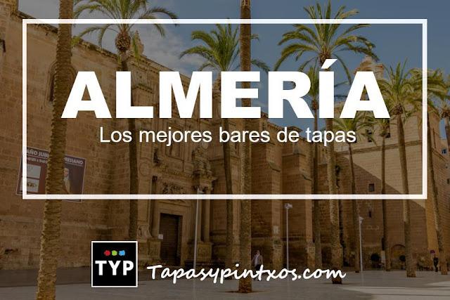 los mejores bares de tapas de Almería