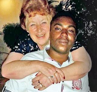 Nwachukwu, Nigerian 27yrs Old Man Married 72yrs old British Grandma