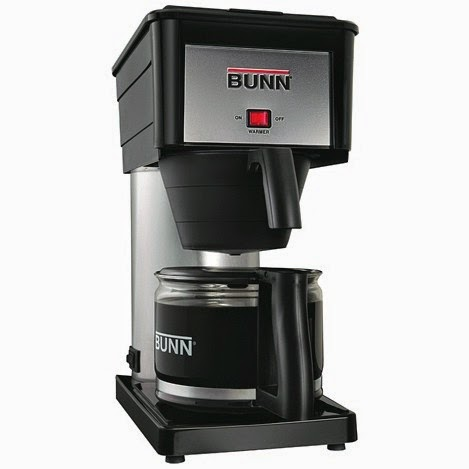 Cleaning  Bunn Coffee Brewers