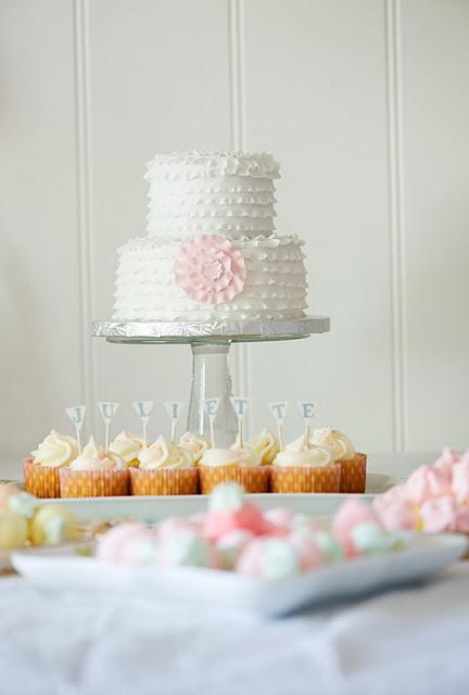 Creative Cakes By Angela Ruffled Cake