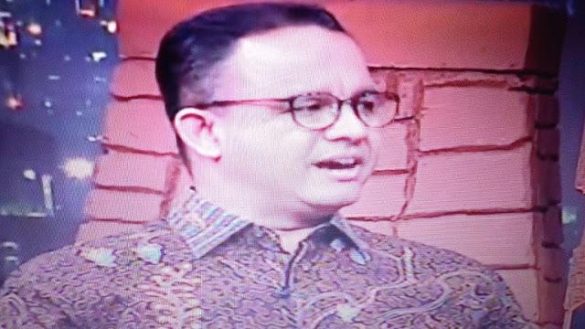 Banyak yang Nyinyir Sebut Jakarta Hutan Belantara, Begini Jawaban Berani Anies Baswedan
