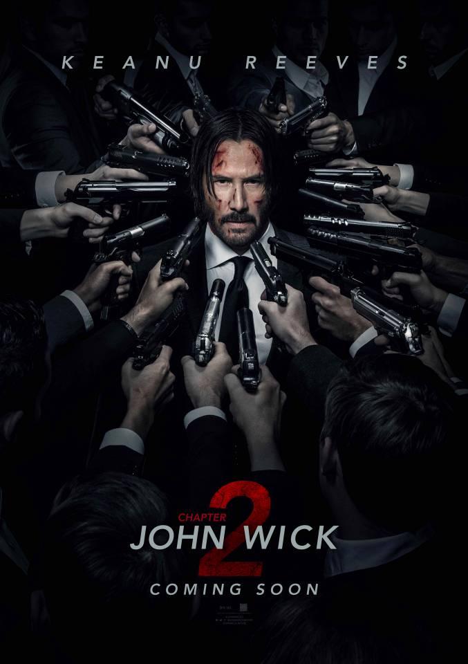 john wick 2 film recenzja keanu reeves