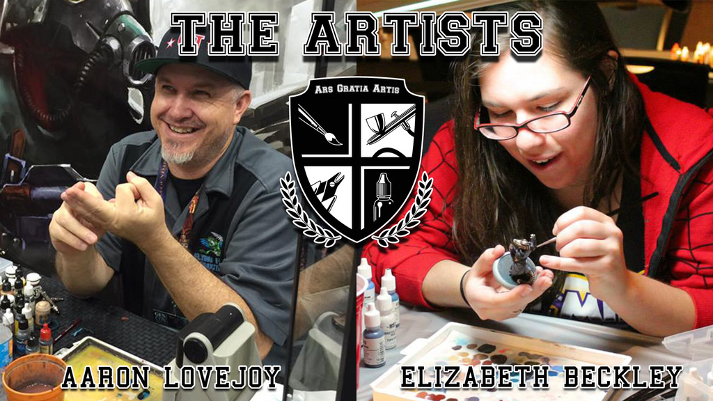 Tabletop Fix: Miniature Monthly - Miniature Painting Tutorials on