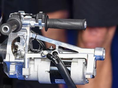 Data Telemetri Buktikan Motor Marquez di Posisi Netral