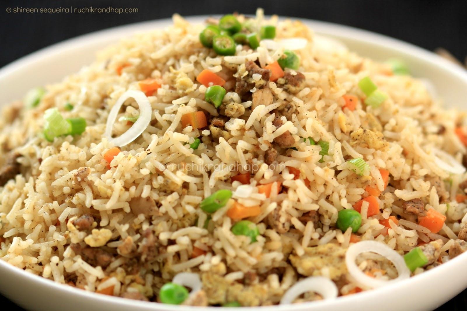 Yang Zhou Fried Rice - Ruchik Randhap