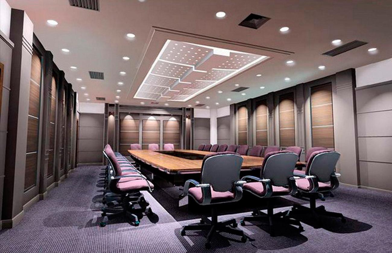 Kumpulan desain meeting room modern terbaik standar for Design hotel bintang 3