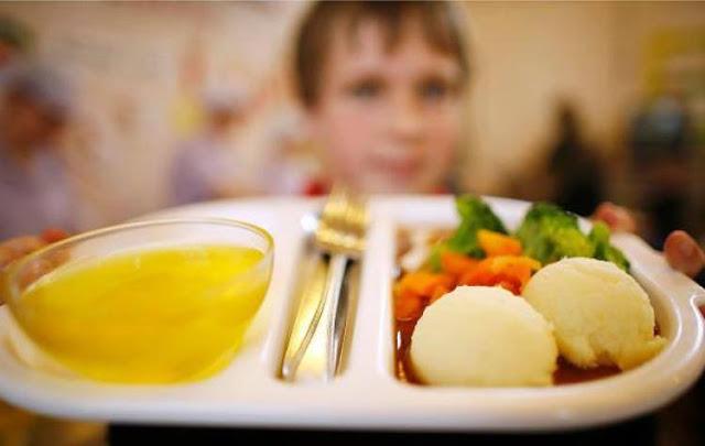 Ένταξη 60 νέων σχολικών μονάδων στο πρόγραμμα Σχολικών Γευμάτων