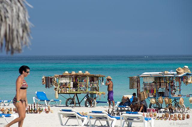 Varaderos Beach, Cuba