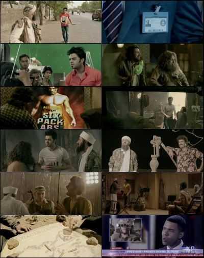 Tere Bin Laden Dead or Alive 2016 Hindi Movie 300mb Download DVDscr