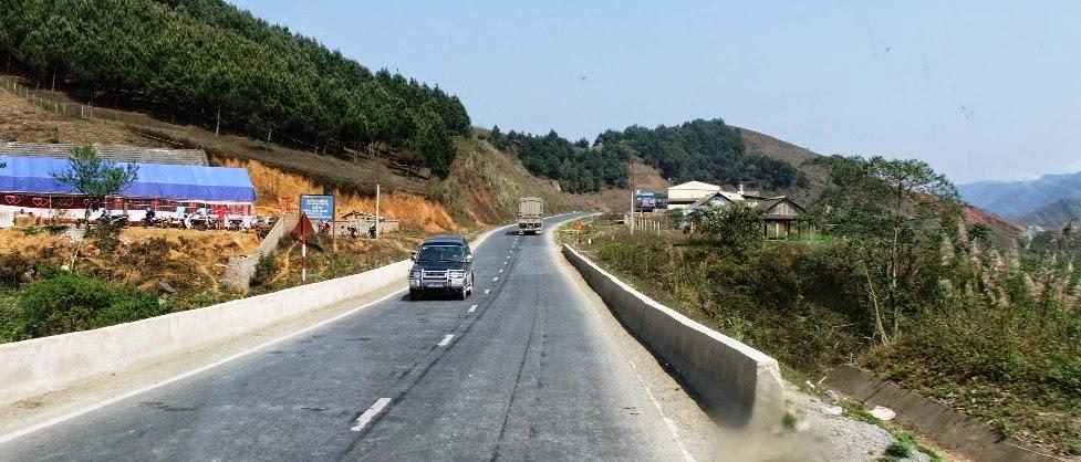 Cung đường Mộc Châu