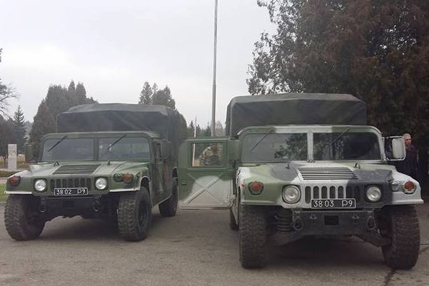 HMMWV M1097A2 3802+3803 Р9