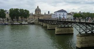 El Sena a su paso por París.