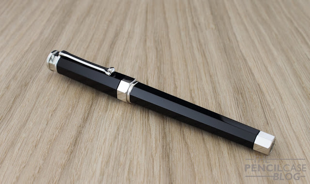 Montegrappa NeroUno Fountain pen review