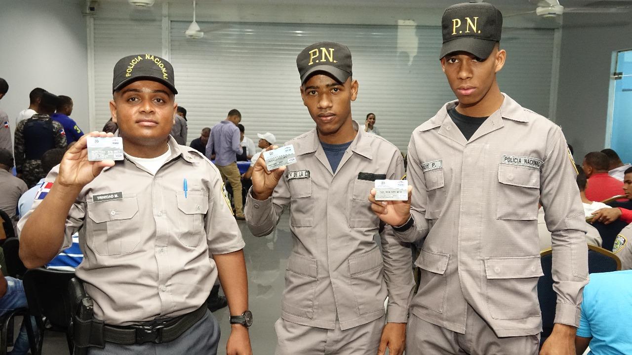 Policía Nacional mejora calidad de vida de sus agentes