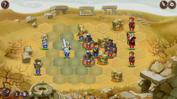 Braveland PC Game